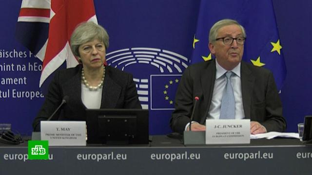 Лейбористы призвали отклонить измененное соглашение по Brexit.Великобритания, Европейский союз, Тереза Мэй.НТВ.Ru: новости, видео, программы телеканала НТВ