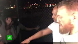 Макгрегора задержали во Флориде за грабеж