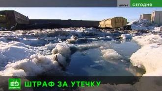 Отравившие петербургский воздух этилмеркаптаном заплатят штраф