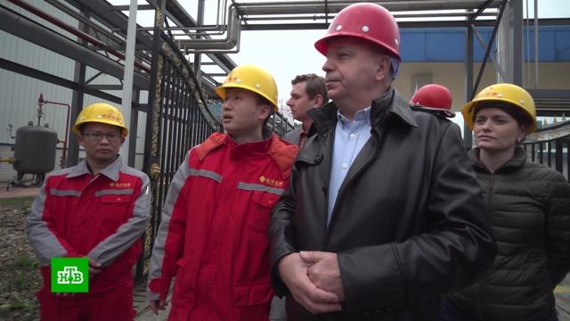 Российская компания подготовила кзапуску вКитае 10заводов по производству СПГ.Китай, газ, промышленность, энергетика.НТВ.Ru: новости, видео, программы телеканала НТВ