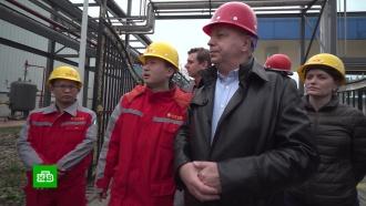 Российская компания подготовила кзапуску вКитае 10заводов по производству СПГ