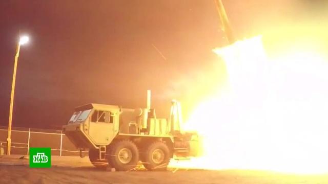 Песков: готовя испытания ракет, США продолжают ломать ДРСМД.Песков, США, армии мира, военные испытания, вооружение, запуски ракет, ракеты.НТВ.Ru: новости, видео, программы телеканала НТВ