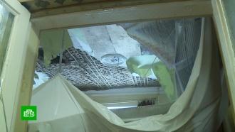 Житель Уфы требует наказать виновных в обрушении потолка в его квартире
