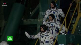 Новый экипаж проведет на МКС более 300 экспериментов