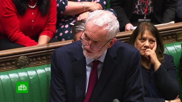 Британский парламент проголосовал за отсрочку Brexit.Великобритания, США, Тереза Мэй, Трамп Дональд.НТВ.Ru: новости, видео, программы телеканала НТВ