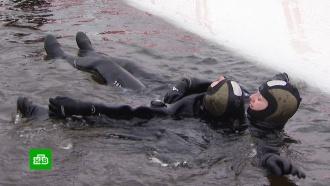 В Москве добровольцы-спасатели готовятся к паводку