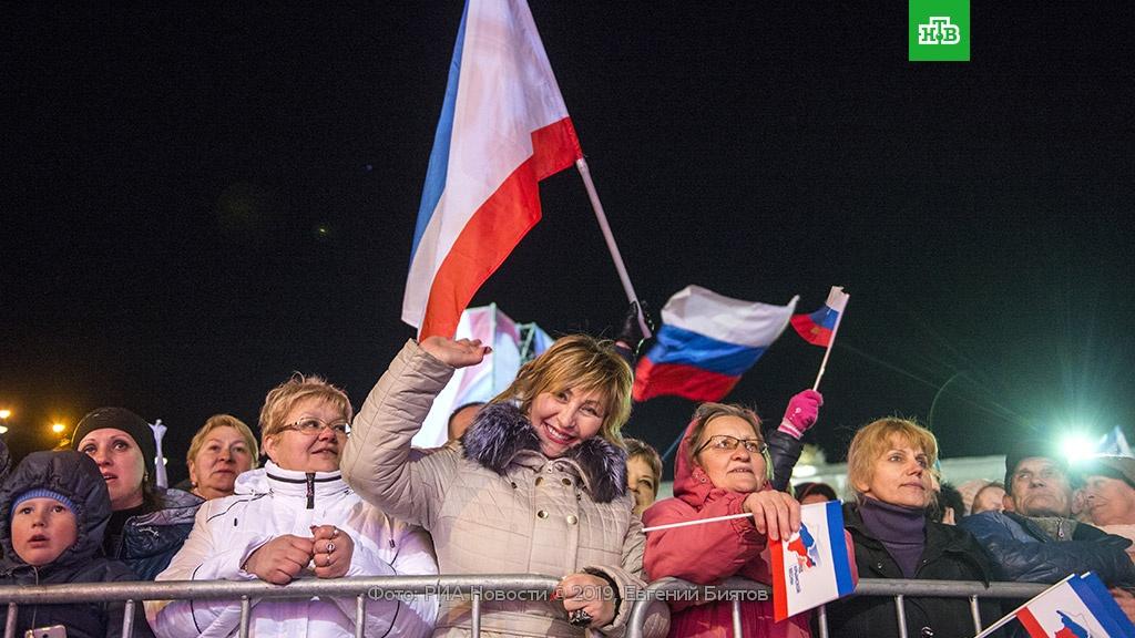 В Германии призвали признать референдум в Крыму.Германия, Крым.НТВ.Ru: новости, видео, программы телеканала НТВ