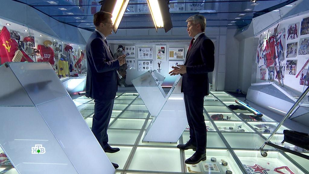 «Всегда думаем о заговоре»: министр спорта — о скандале вокруг Евгении Медведевой.допинг, интервью, скандалы, спорт, эксклюзив.НТВ.Ru: новости, видео, программы телеканала НТВ