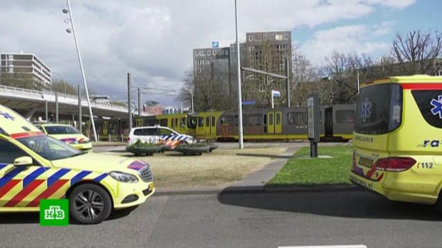 ВГолландии ловят террориста, расстрелявшего людей втрамвае.Нидерланды, терроризм, школы.НТВ.Ru: новости, видео, программы телеканала НТВ