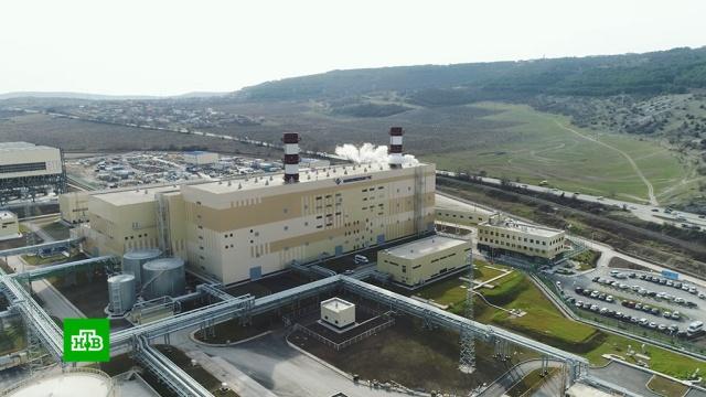 Новые ТЭС решили проблему нехватки электроэнергии вКрыму.Путин, электростанции.НТВ.Ru: новости, видео, программы телеканала НТВ