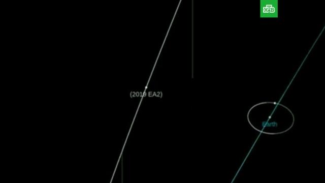 НАСА: к Земле приближается крупный астероид.Ученые предупредили, что через несколько дней астероид EA2 пролетит мимо Земли. При этом астероид приблизится к нашей планете на расстояние ближе, чем Луна.астероиды, космос, НАСА.НТВ.Ru: новости, видео, программы телеканала НТВ