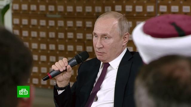 «З глузду з'їхав?»: Путин задал киевским властям вопрос по-украински.Крым, Путин, Украина, выборы.НТВ.Ru: новости, видео, программы телеканала НТВ