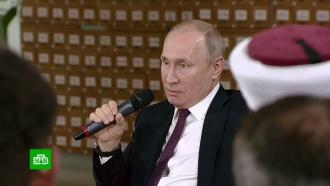 &laquo;З глузду з&#146;їхав?&raquo;: Путин задал киевским властям вопрос <nobr>по-украински</nobr>