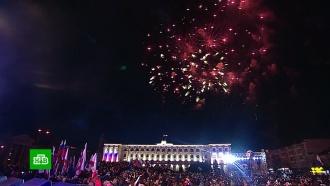 Романтика «крымской весны»: как полуостров отпраздновал пятилетие всоставе РФ