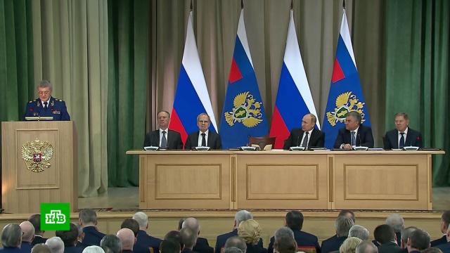 Чайка пообещал разобраться со всеми случаями давления на бизнесменов.НТВ.Ru: новости, видео, программы телеканала НТВ