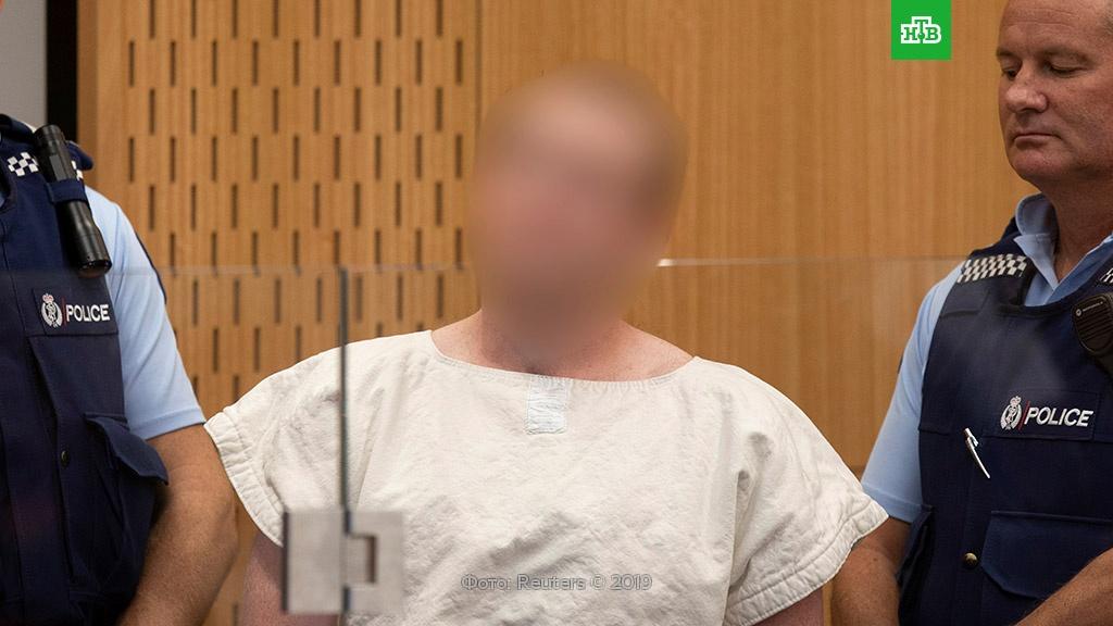 Премьер Новой Зеландии объявила безымянным убийцу людей в мечетях.Новая Зеландия, терроризм, убийства и покушения.НТВ.Ru: новости, видео, программы телеканала НТВ