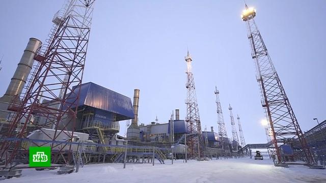 Путин дал старт освоению месторождения «Газпрома» на Ямале.Газпром, Путин, газ, экономика и бизнес.НТВ.Ru: новости, видео, программы телеканала НТВ