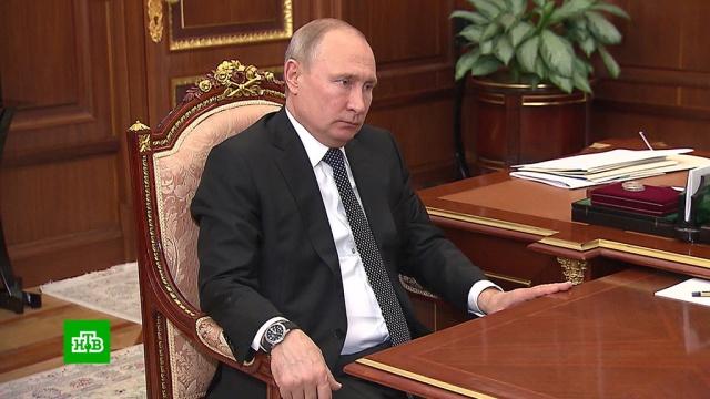 Путин назначил нового главу Республики Алтай.Путин, Республика Алтай, назначения и отставки.НТВ.Ru: новости, видео, программы телеканала НТВ