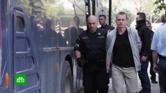 Суд вГреции объявил перерыв вслушаниях по делу россиянина Винника