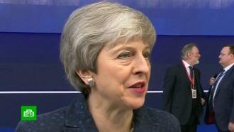 Вопрос об отсрочке Brexit уперся в выборы в Европарламент