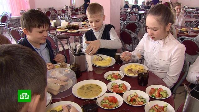 В Тамбовской области ученики ставят оценки блюдам из школьной столовой.Тамбовская область, дети и подростки, еда, школы.НТВ.Ru: новости, видео, программы телеканала НТВ