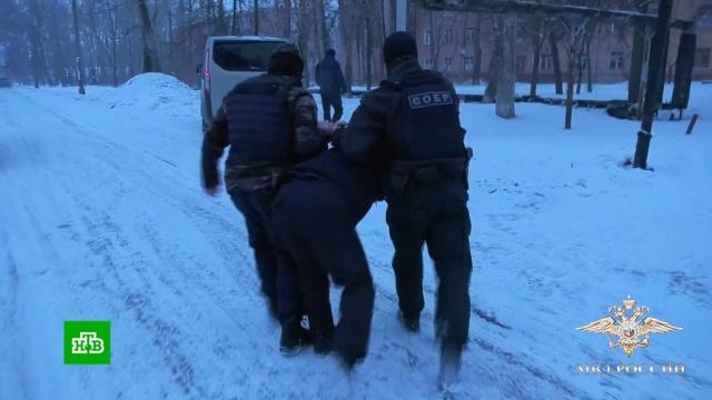 В Рязани спецназ задержал убийцу семьи с ребенком.Рязань, Узбекистан, задержание, убийства и покушения.НТВ.Ru: новости, видео, программы телеканала НТВ