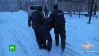 В Рязани спецназ задержал убийцу семьи с ребенком