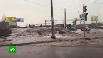 Воды нет: воронежские чиновники просят возмущенных горожан набраться терпения