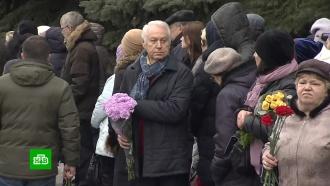 Юлию Началову похоронили под крики «Браво!»