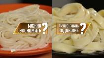 Макароны: должныли они стоить дорого?НТВ.Ru: новости, видео, программы телеканала НТВ