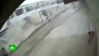 Взрыв на химзаводе вКитае вызвал землетрясение