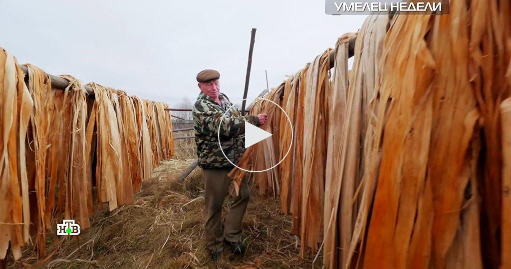 Профессиональный мочальщик Николай Епишков исекреты его ремесла