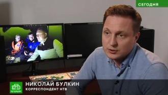 Петербургский собкор НТВ получил «Золотое перо» за серию репортажей о затонувших кораблях