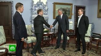 СБУ заинтересовалась встречей украинских политиков сДмитрием Медведевым