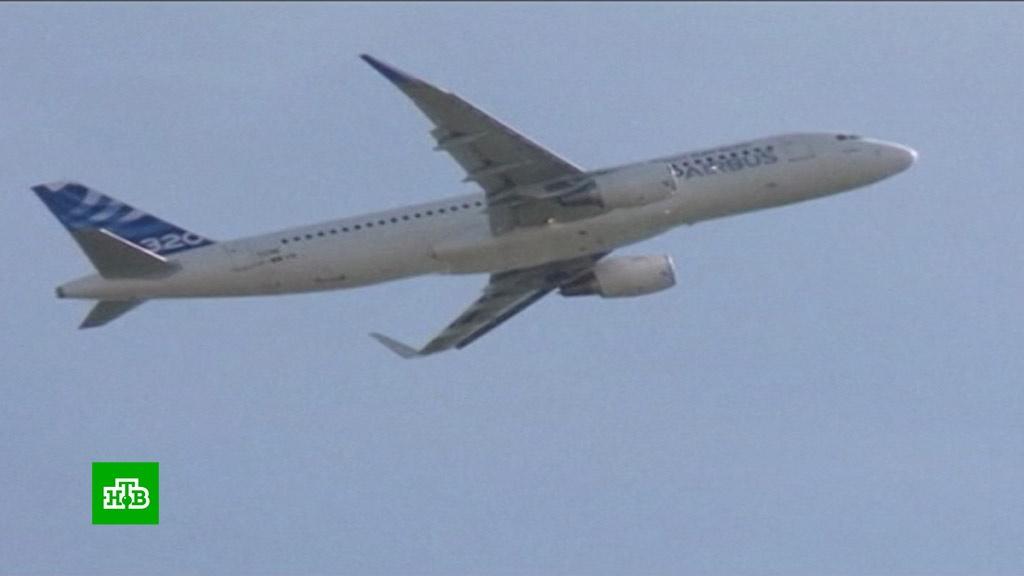Китай заказал 300 новых Airbus после катастрофы Boeing 737 MAX.Airbus, Boeing, Китай, самолеты.НТВ.Ru: новости, видео, программы телеканала НТВ