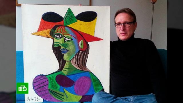 Найдена похищенная 20 лет назад картина Пикассо.Пикассо, Франция, искусство, расследование, живопись и художники.НТВ.Ru: новости, видео, программы телеканала НТВ