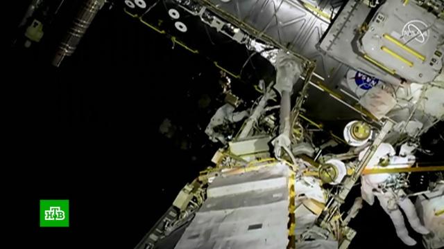 Нечего надеть: вNASA решили отменить «женский» выход вкосмос.МКС, НАСА, космос.НТВ.Ru: новости, видео, программы телеканала НТВ