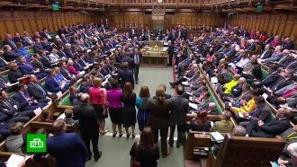 Британский парламент отверг все альтернативные варианты Brexit