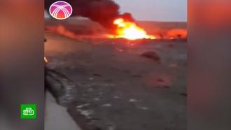 Выживших нет: при крушении <nobr>Ми-8</nobr> в&nbsp;Казахстане погибли 13&nbsp;военных