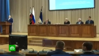 Белгородская чиновница уволилась <nobr>из-за</nobr> &laquo;Звездных войн&raquo; на присяге мэра