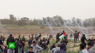 Израильские танки нанесли удары по сектору Газа