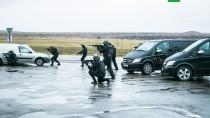 Кадры из сериала «Поселенцы».НТВ.Ru: новости, видео, программы телеканала НТВ