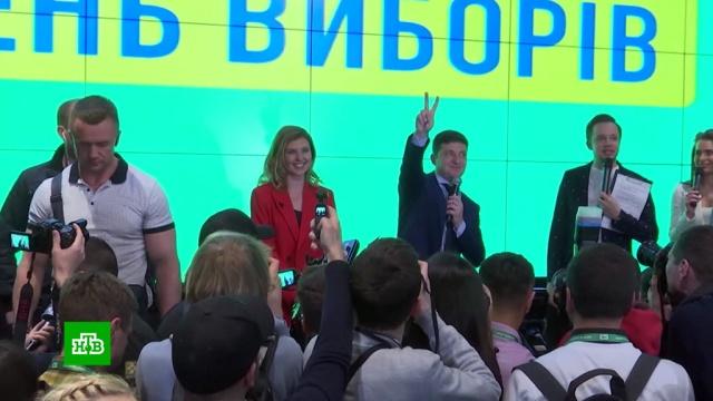 Европейские эксперты не верят в успех Порошенко во втором туре.Зеленский, Порошенко, Украина, выборы.НТВ.Ru: новости, видео, программы телеканала НТВ