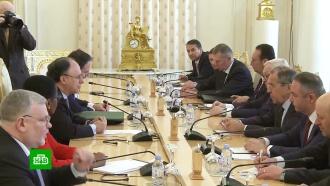 Лавров заявил о расколе ОЗХО