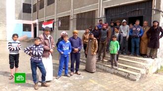 На грани: ситуация в лагере беженцев «Рукбан» близка к критической