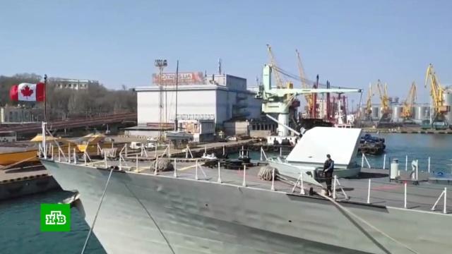 НАТО планирует обеспечить проход судов Украины через Керченский пролив.НАТО, Украина, Чёрное море, армии мира, корабли и суда.НТВ.Ru: новости, видео, программы телеканала НТВ