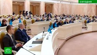 Петербургские депутаты разрешат жарить шашлыки в парках