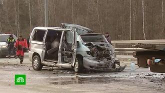Устроивший ДТП сшестью жертвами водитель маршрутки работал нелегально