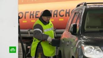 В России снова заморозят цены на бензин