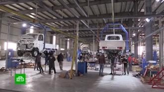 Под Дамаском заработали 70промышленных предприятий